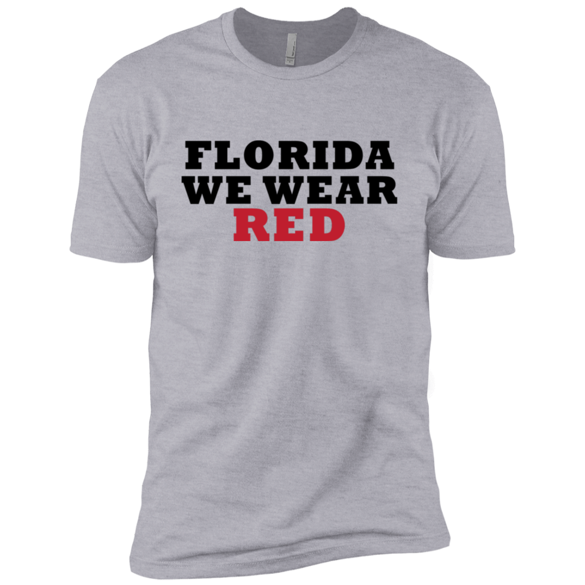 Florida We Wear Red Men's Classic Tee