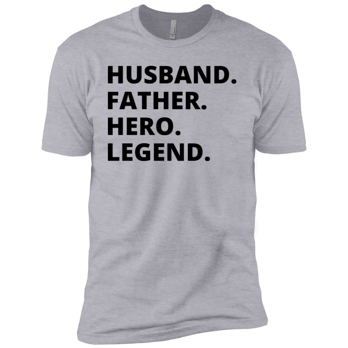 Husband Father Hero Legend Men's Classic Tee