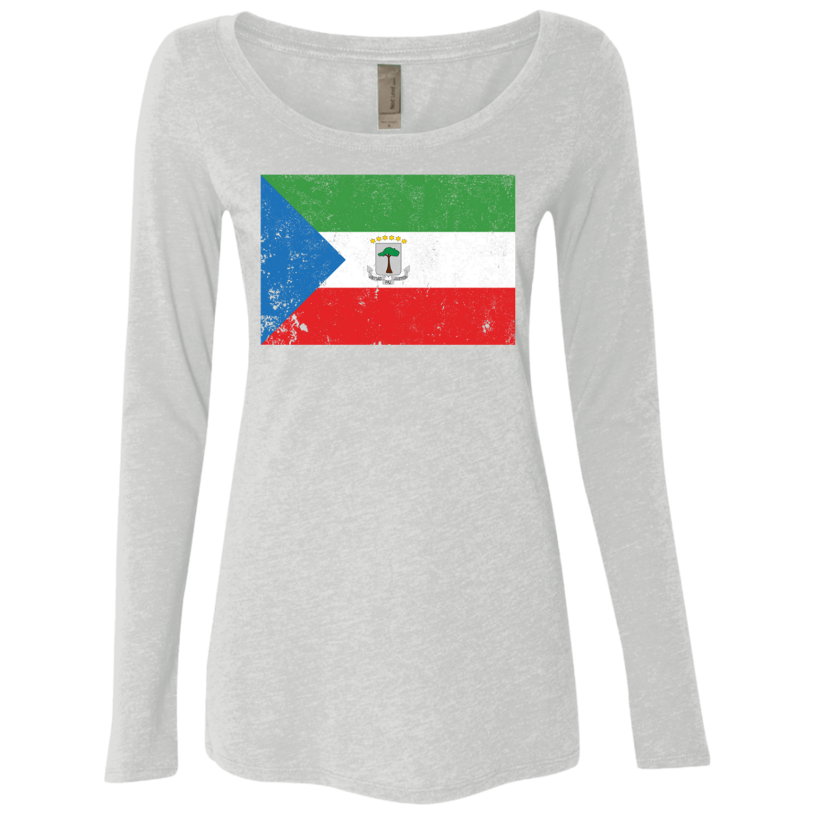 Equatorial Guinea Women's Long Sleeve Tee