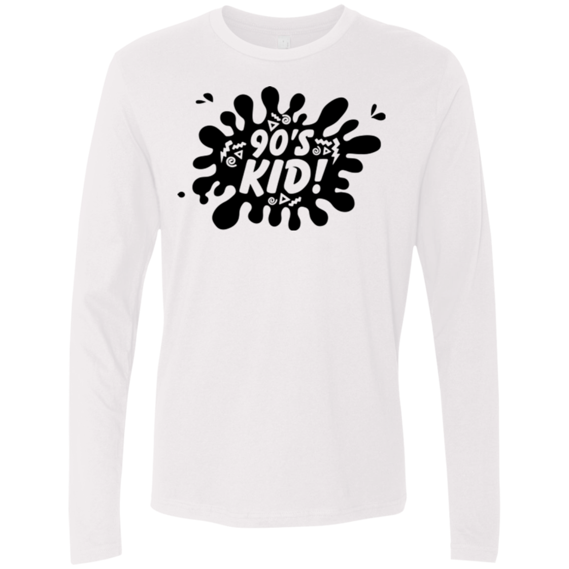 90s Kid Men's Long Sleeve Tee