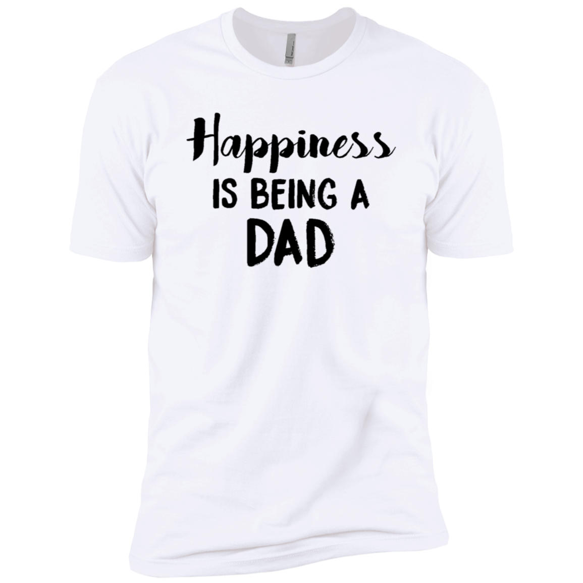 Happiness Is Being A Dad Men's Classic Tee