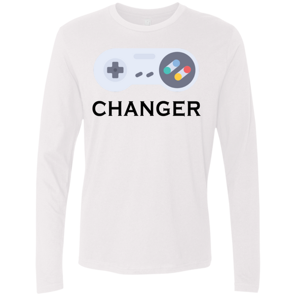 Game Changer Men's Long Sleeve Tee