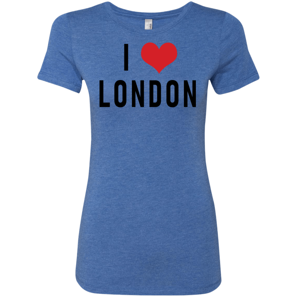 I Love London Women's Classic Tee