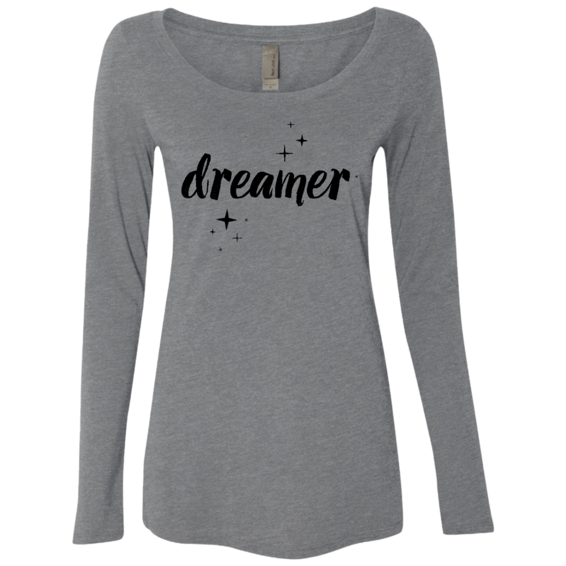 Dreamer Women's Long Sleeve Tee