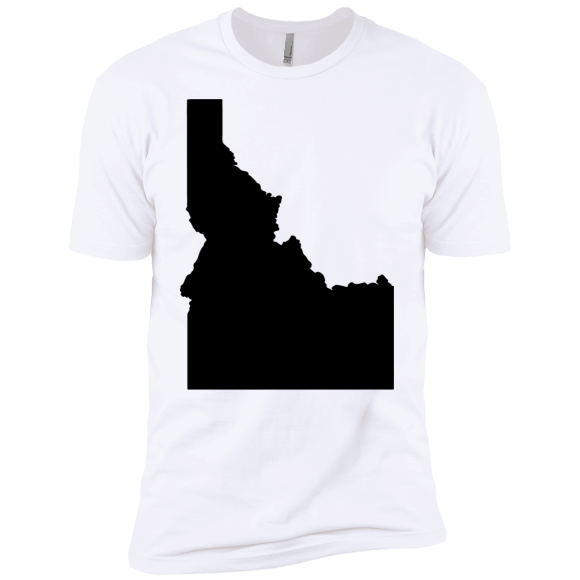 Idaho Black Men's Classic Tee