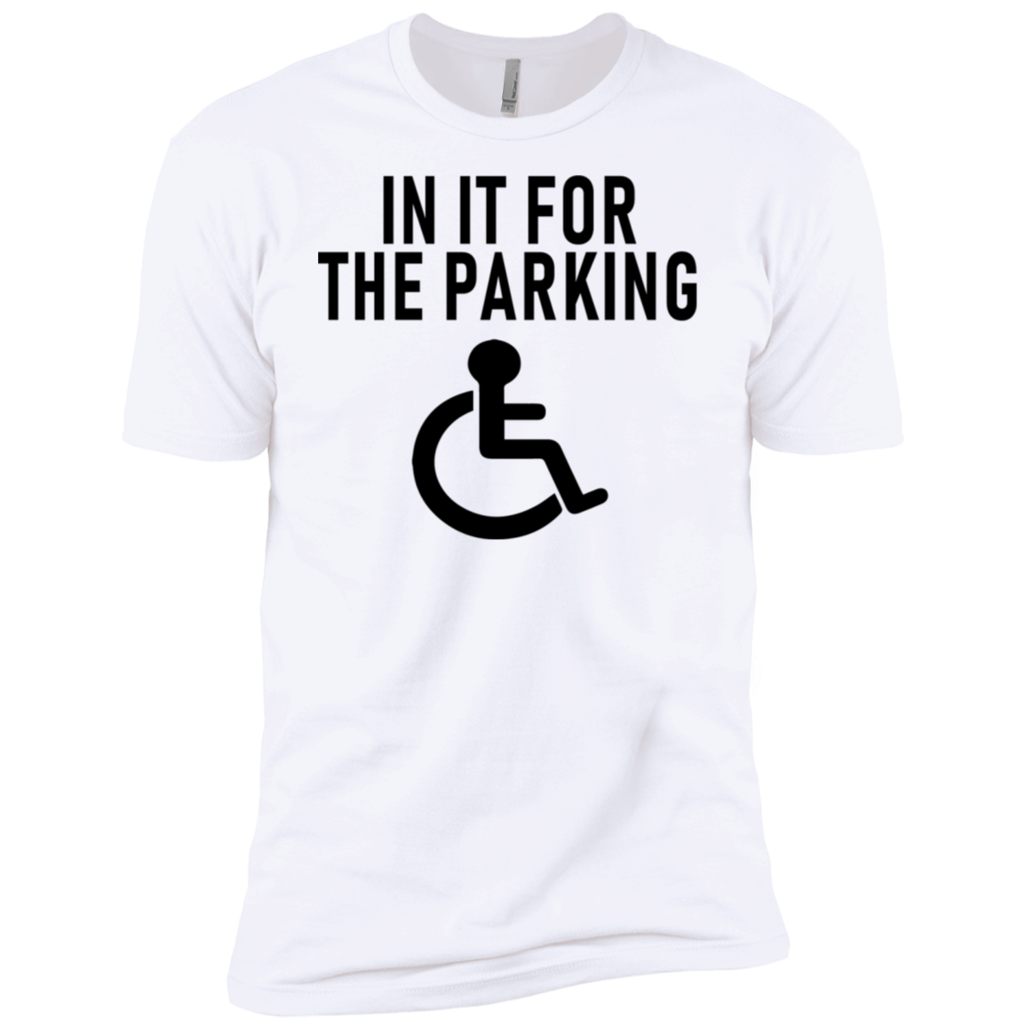 In It For The Parking Men's Classic Tee