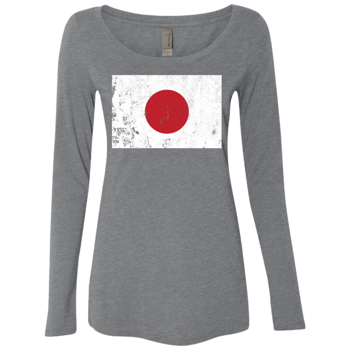 Japan Women's Long Sleeve Tee