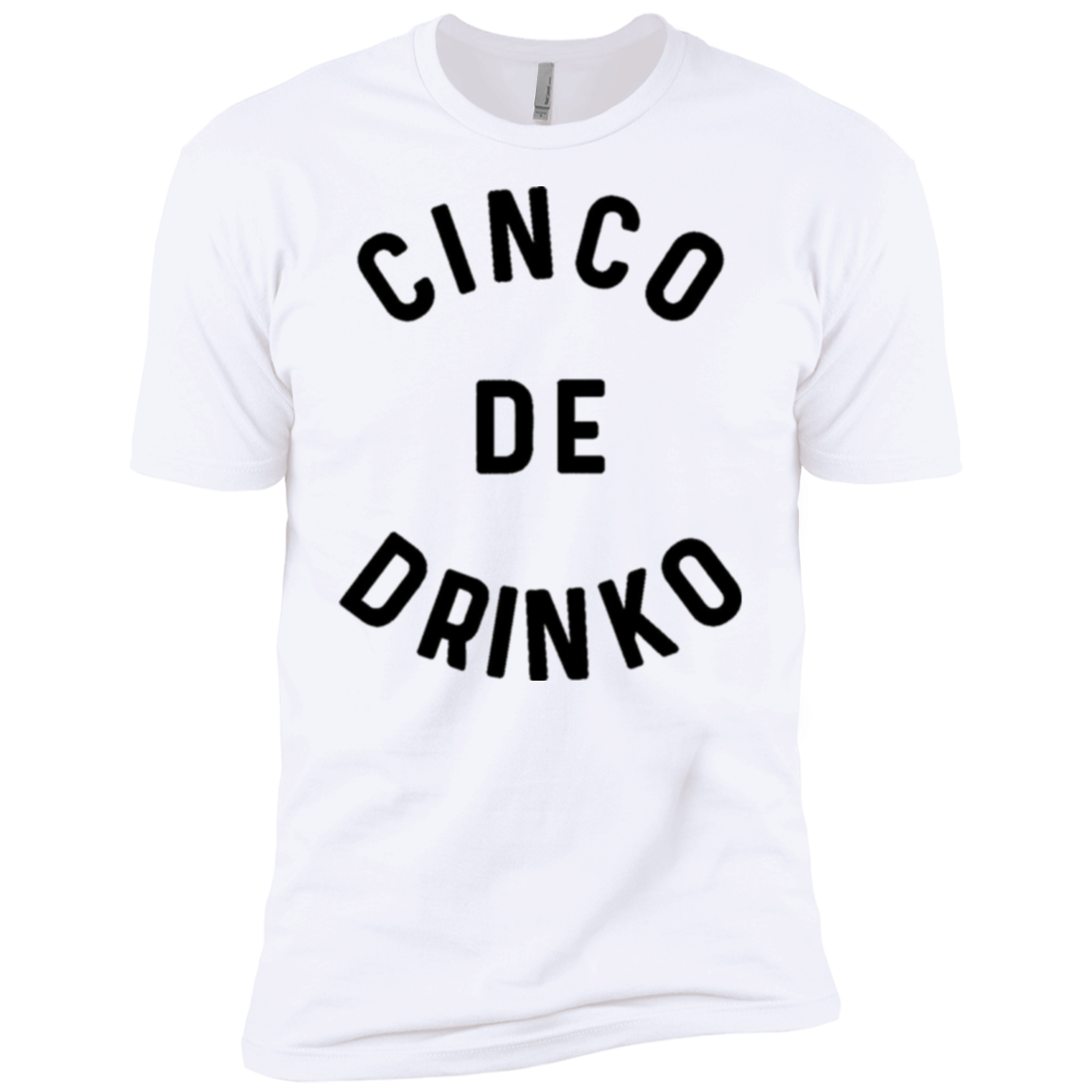 Cinco de Drinko Men's Classic Tee - Trendy Tees