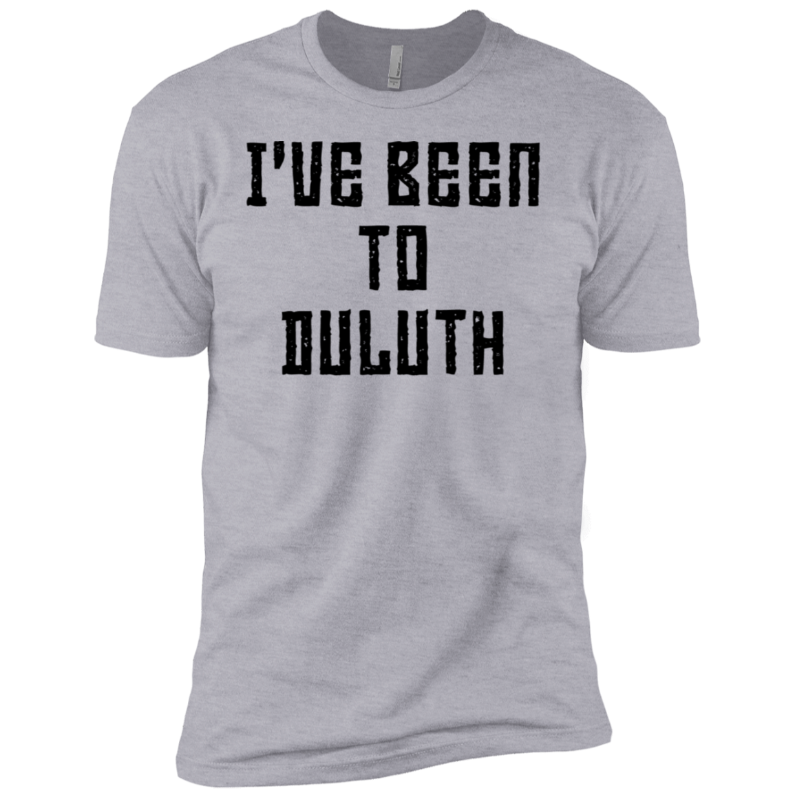 I've Been To Duluth Men's Classic Tee