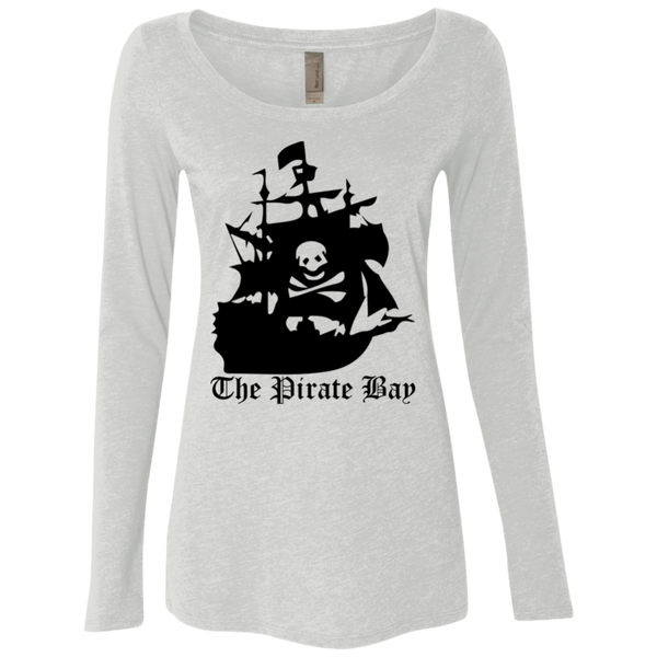 The Pirate Bay Women's Long Sleeve Tee