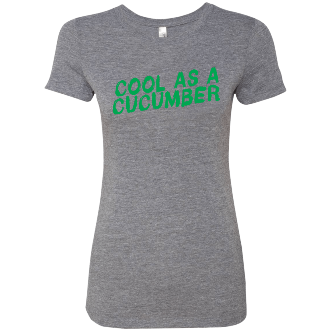 Cool As A Cucumber Women's Classic Tee