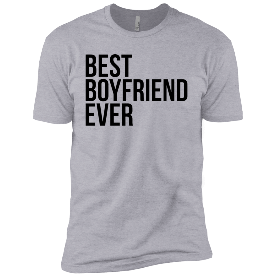 Best Boyfriend Ever Men's Classic Tee