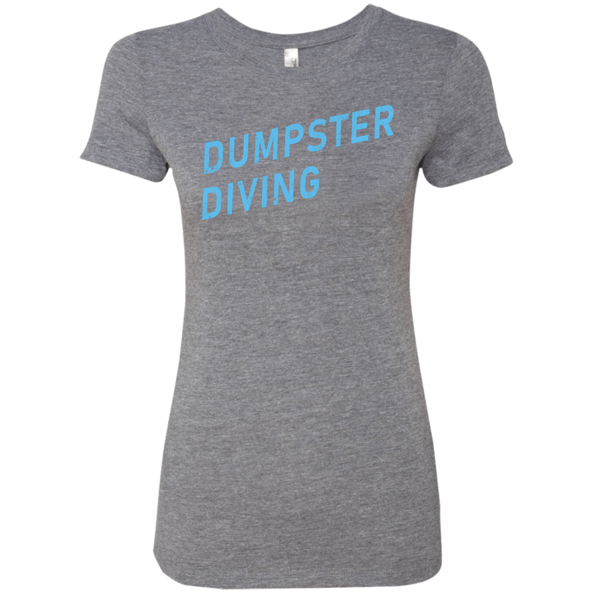 Dumpster Diving Women's Classic Tee