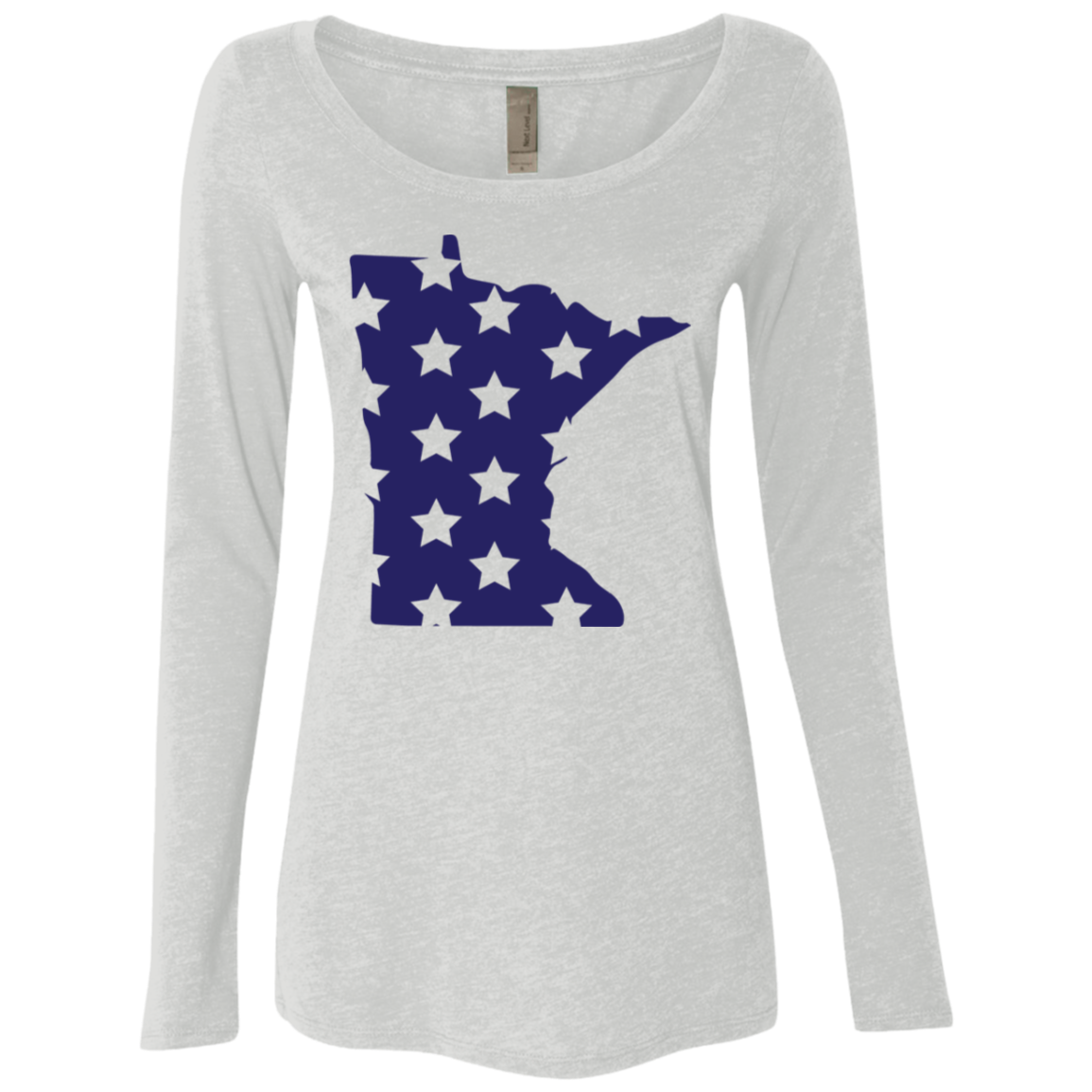 Minnesota Women's Long Sleeve Tee