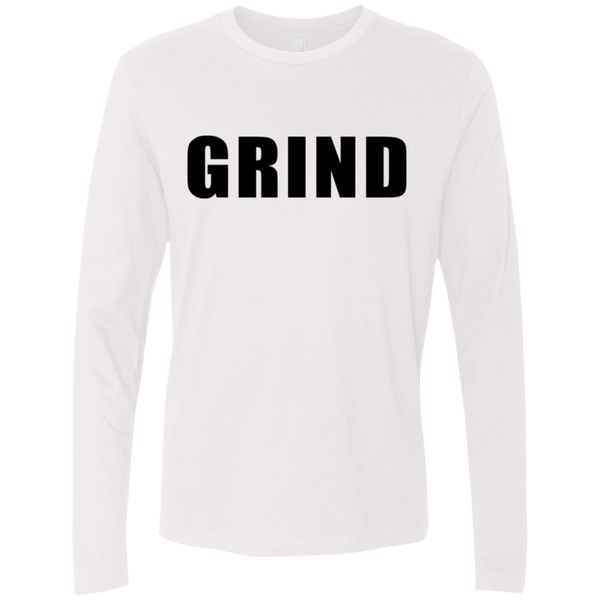 Grind (2) Men's Long Sleeve Tee