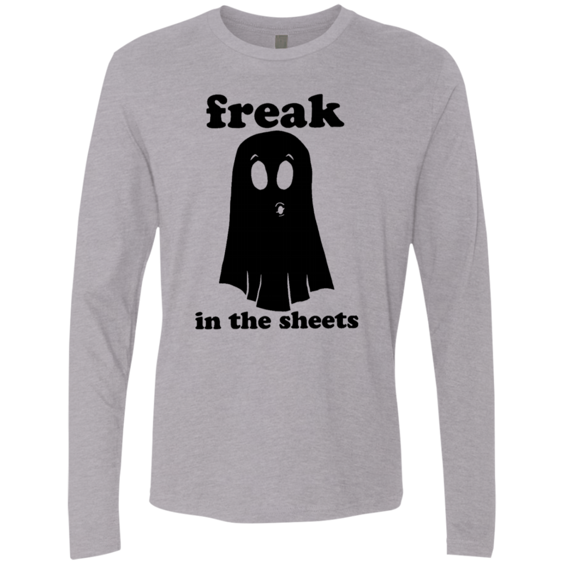 Freak In The Sheets Men's Long Sleeve Tee