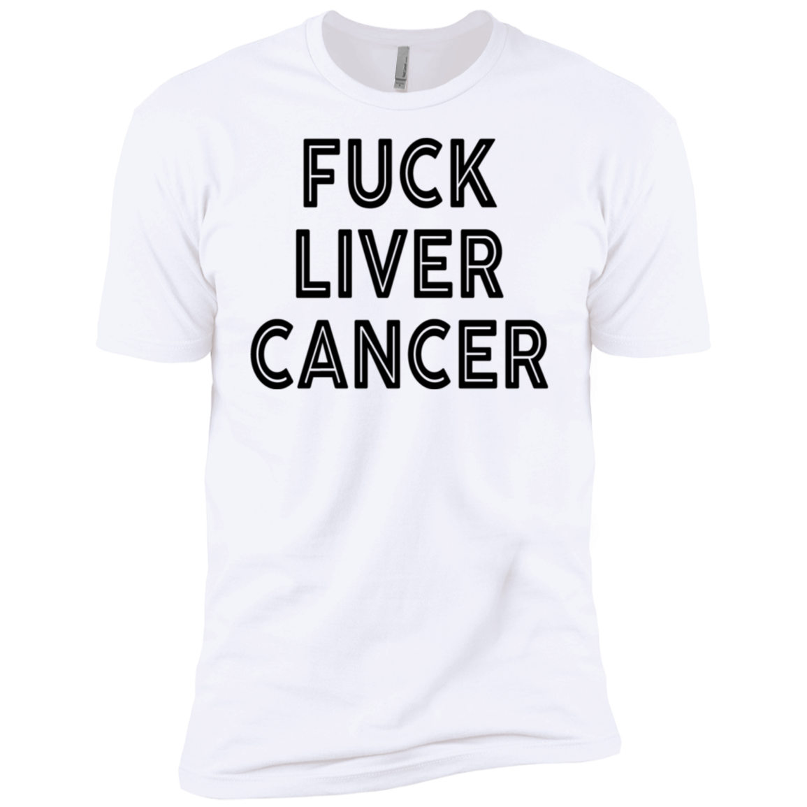 Fuck Liver Cancer Men's Classic Tee