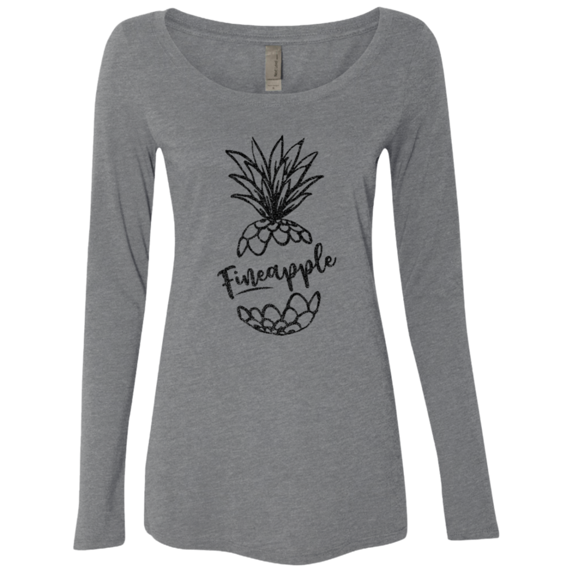 Fineapple Women's Long Sleeve Tee