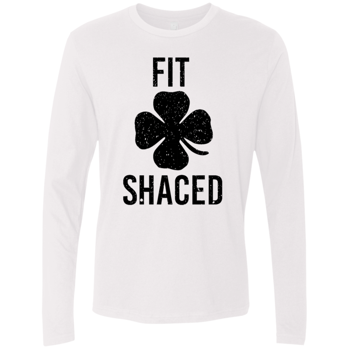 Fit Shaced Men's Long Sleeve Tee