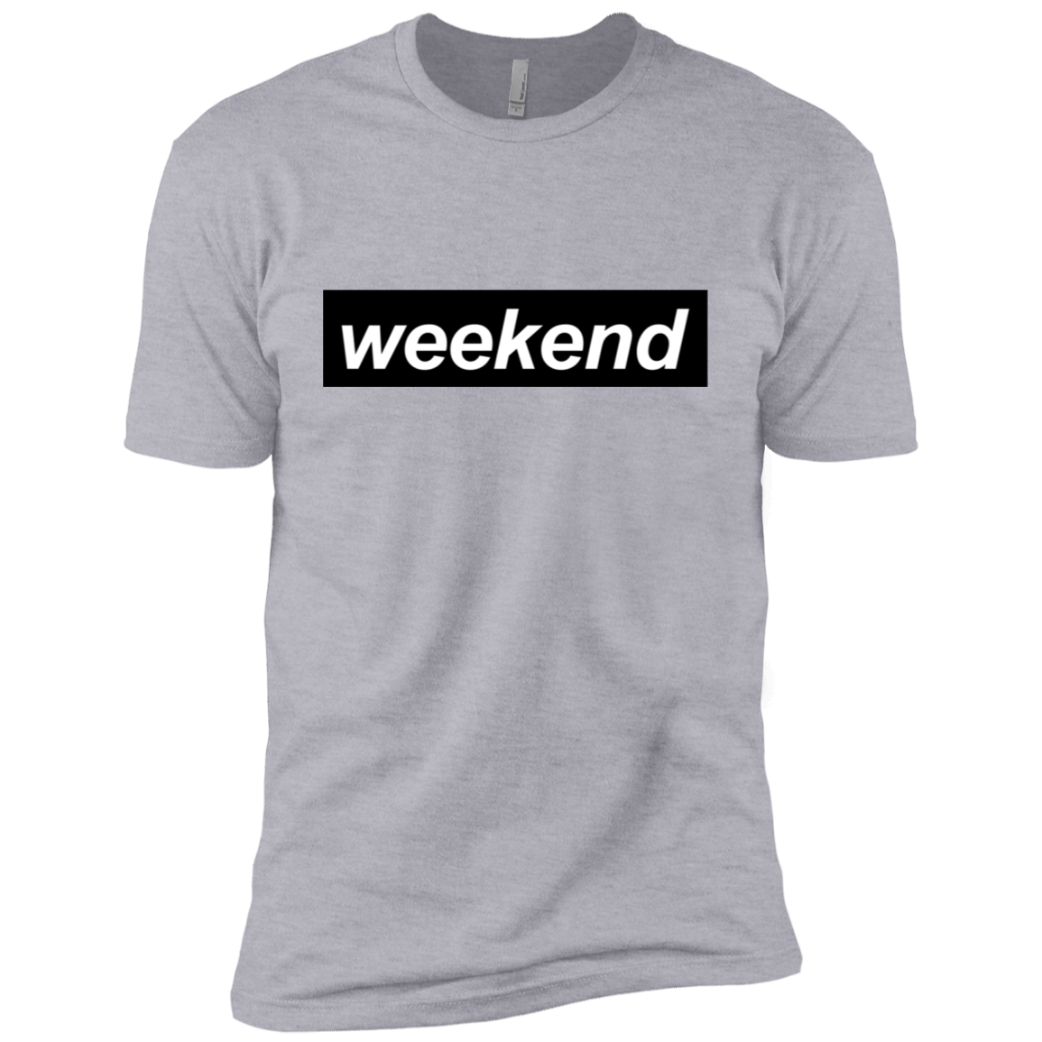 It's the Weekend Men's Classic Tee
