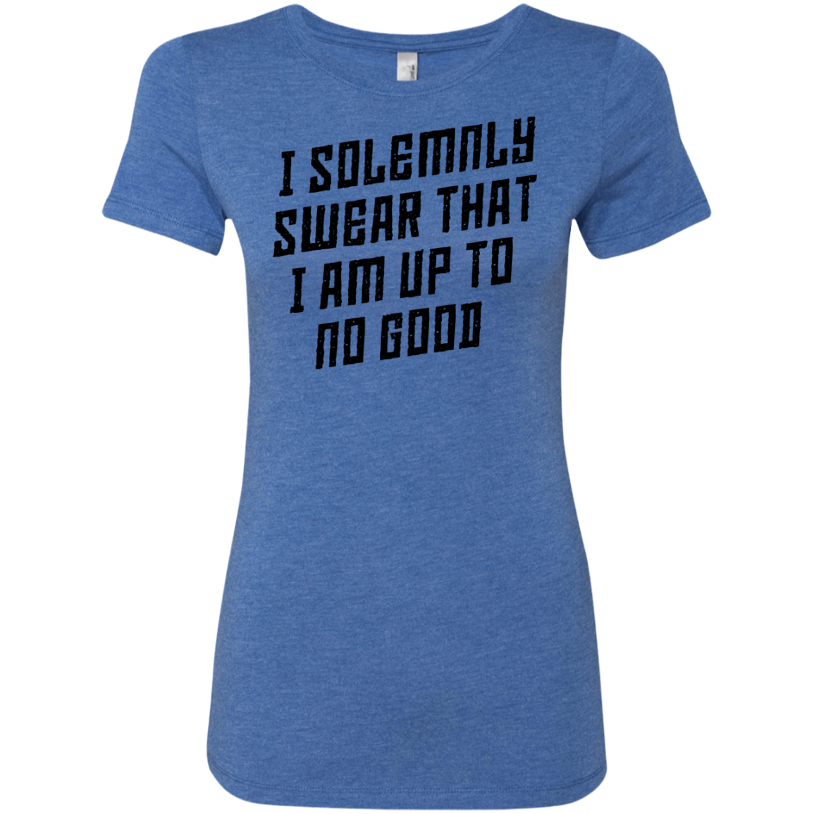 I Solemnly Swear That I Am Up To No Good Women's Classic Tee