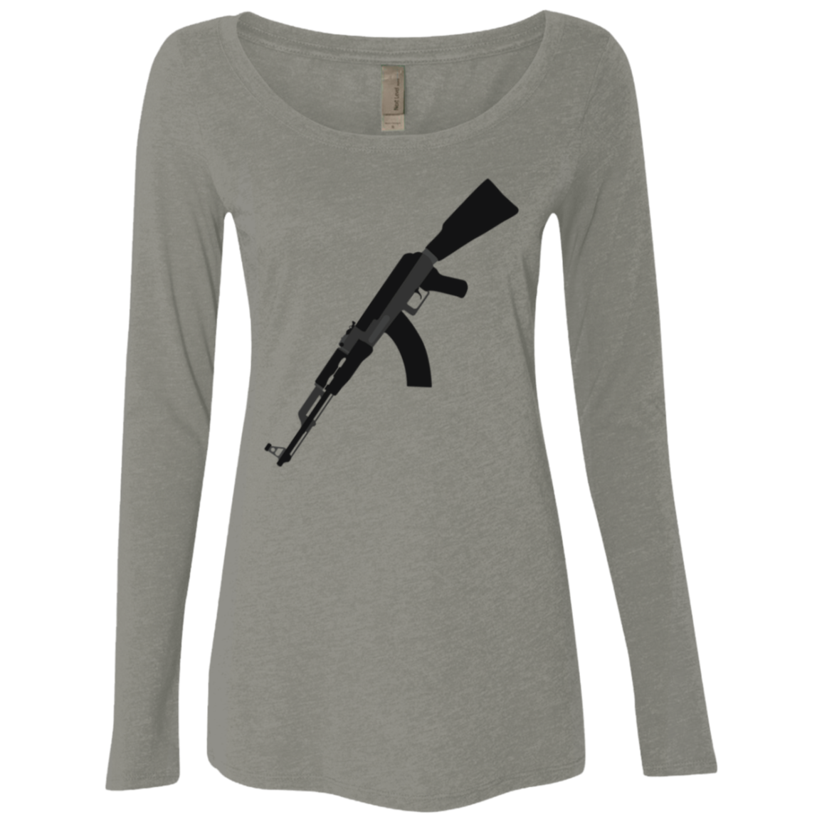 Inverted Rifle Women's Long Sleeve Tee