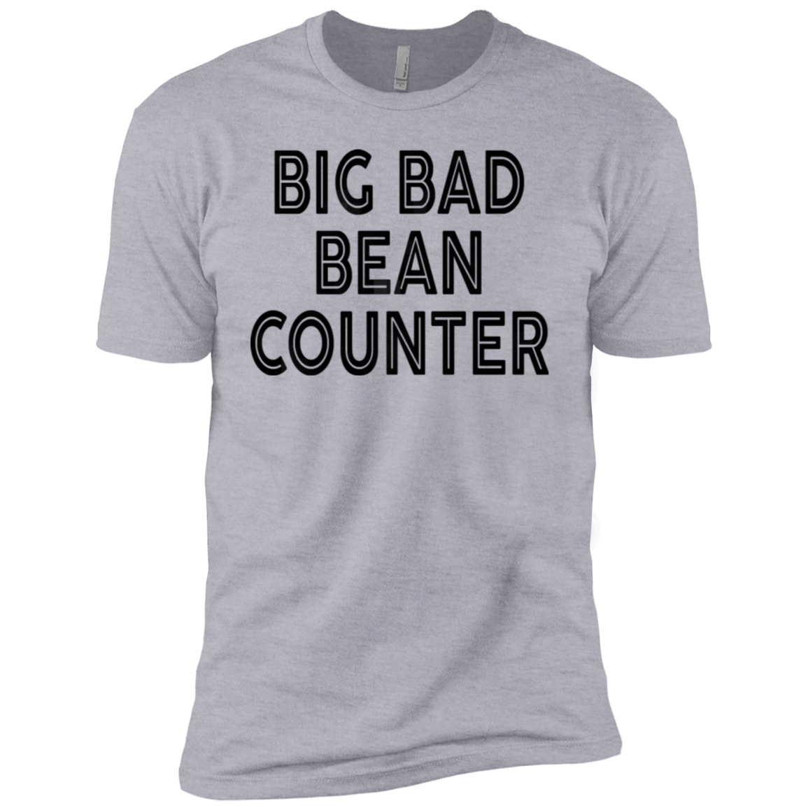Big Bad Bean Counter Men's Classic Tee