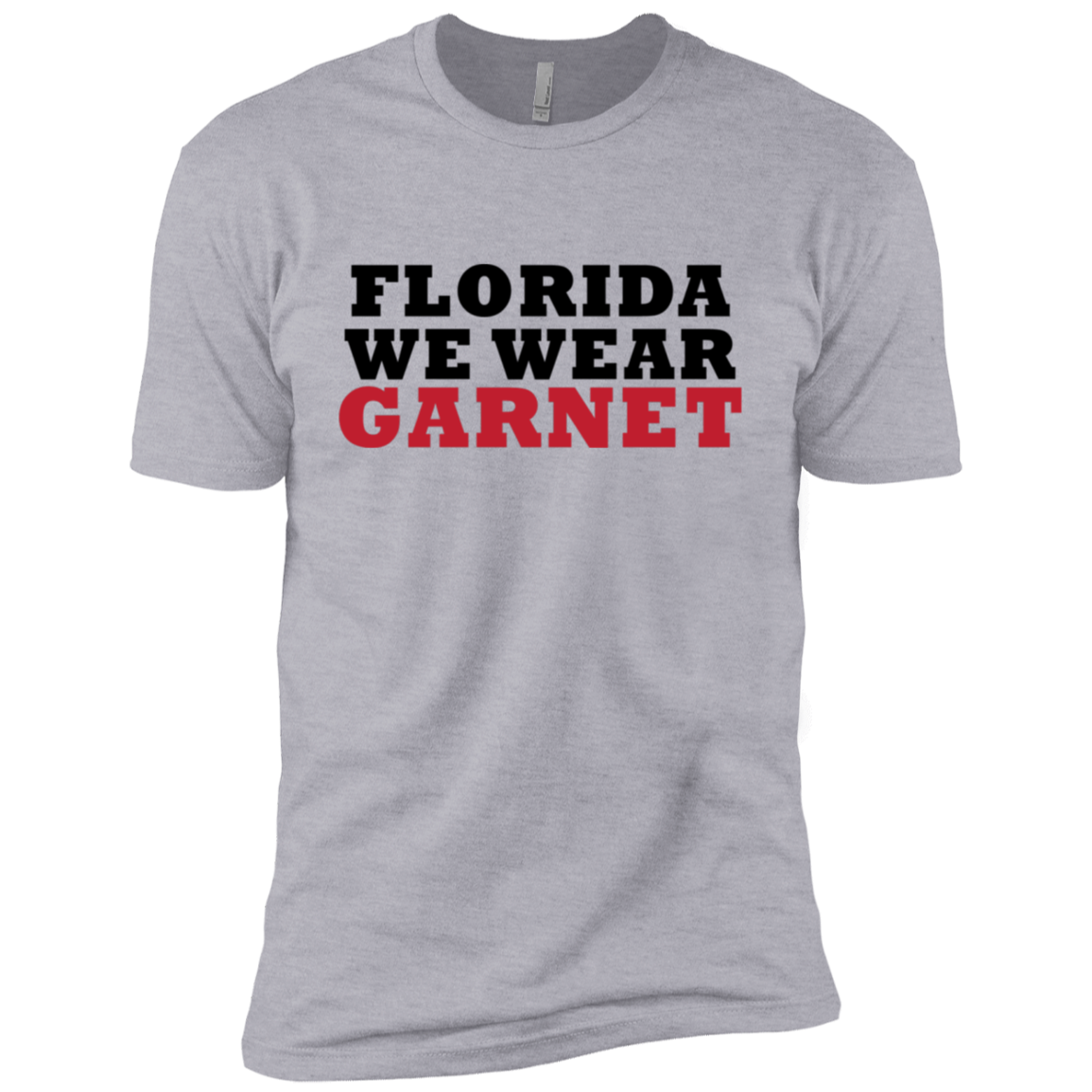 Florida We Wear Garnet Men's Classic Tee