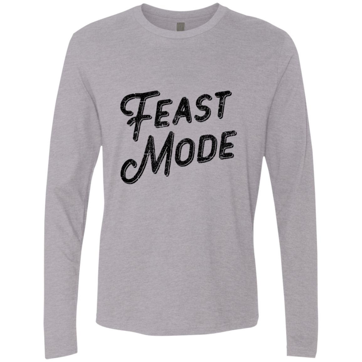 Feast Mode Men's Long Sleeve Tee
