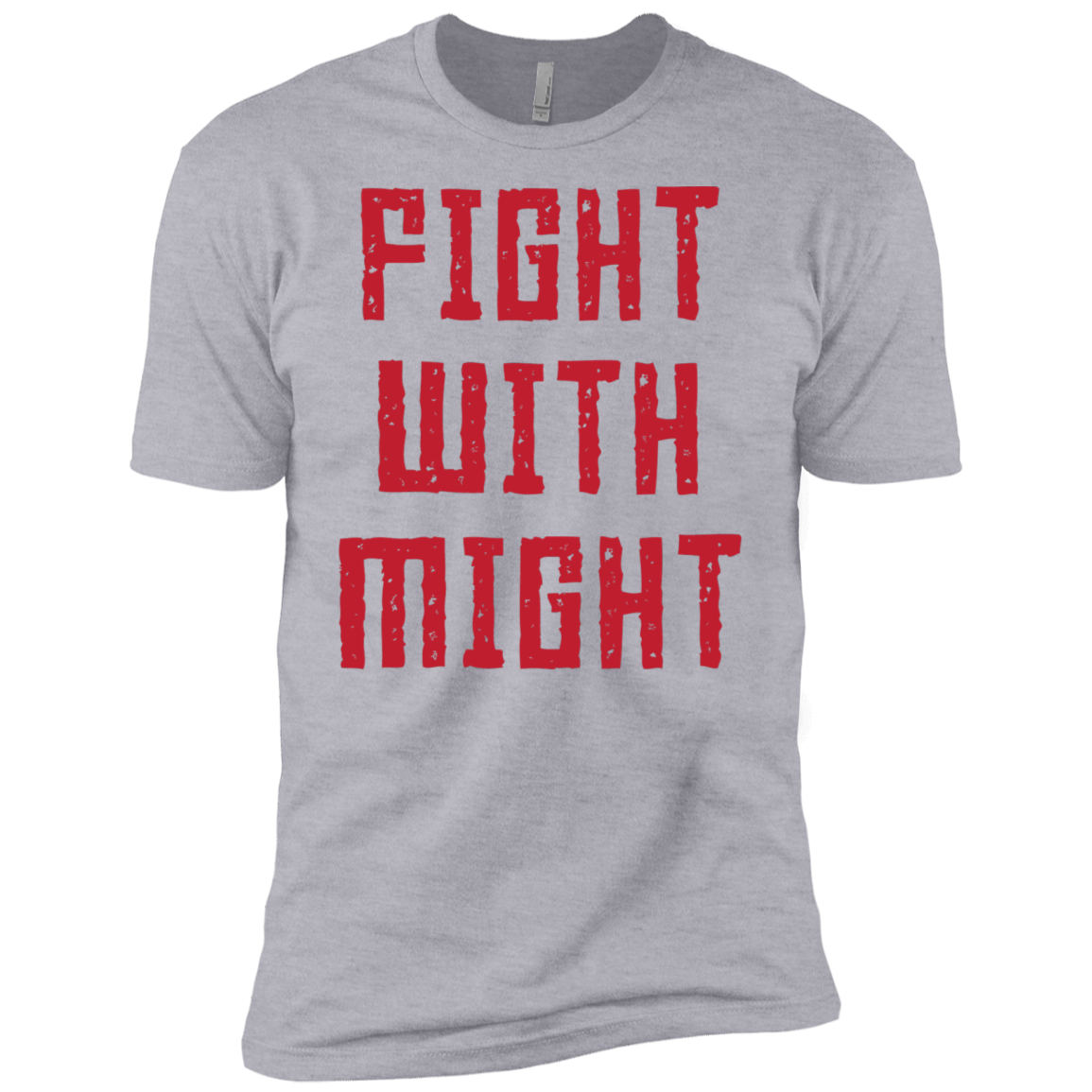 Fight With Might Men's Classic Tee