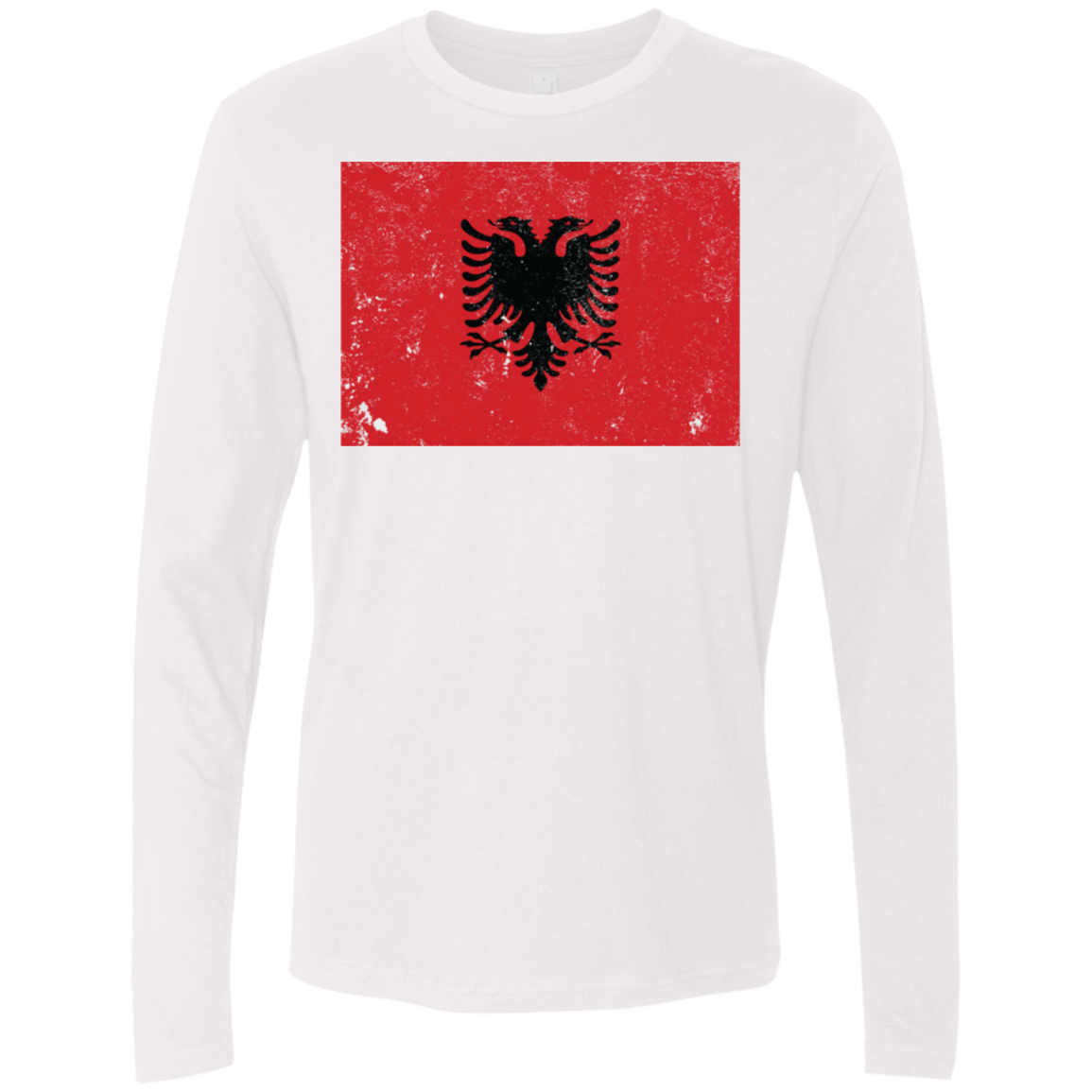 Albania Men's Long Sleeve Tee