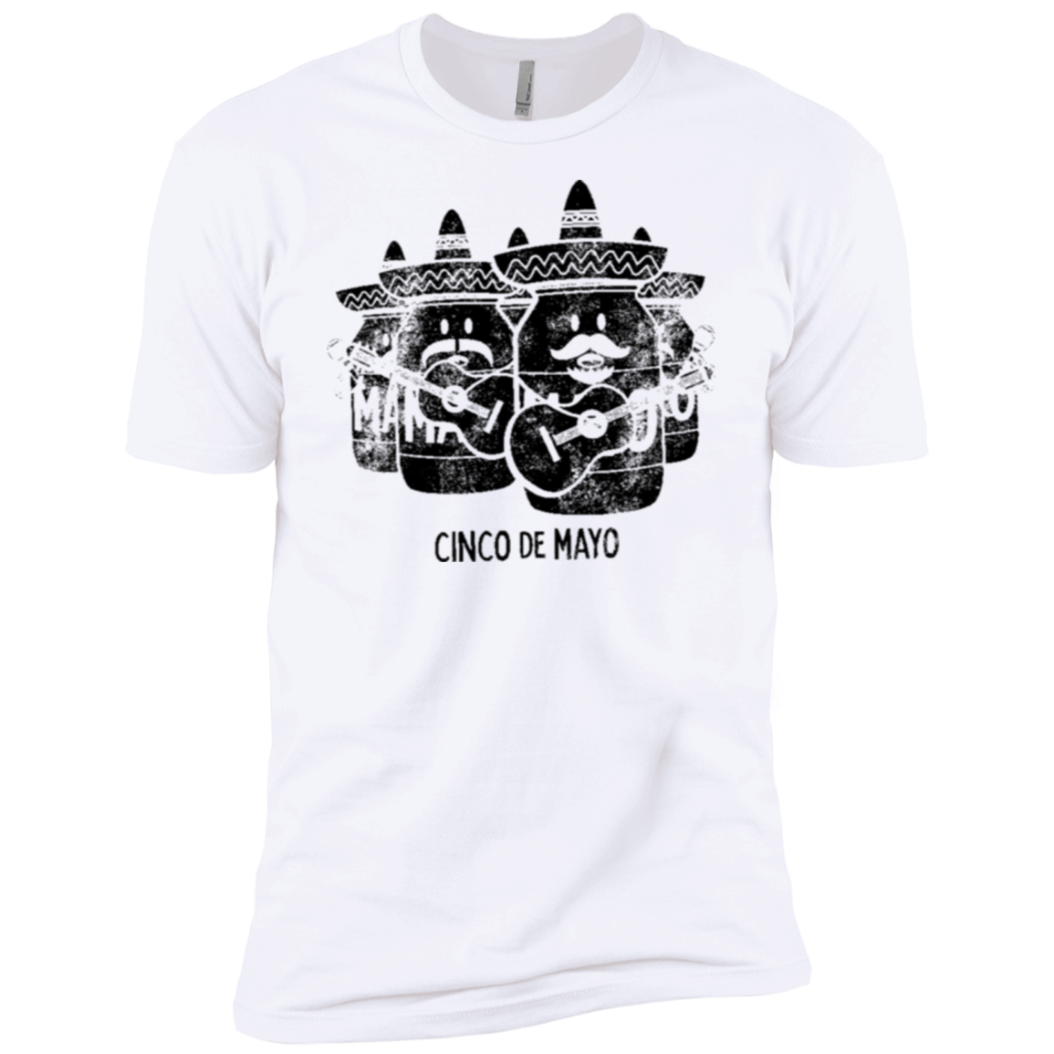 Cinco de Mayo Men's Classic Tee - Trendy Tees