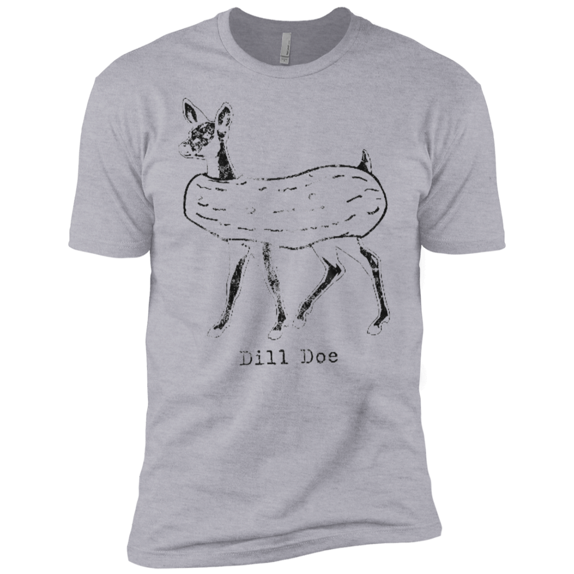 Dill Pickle Doe Men's Classic Tee