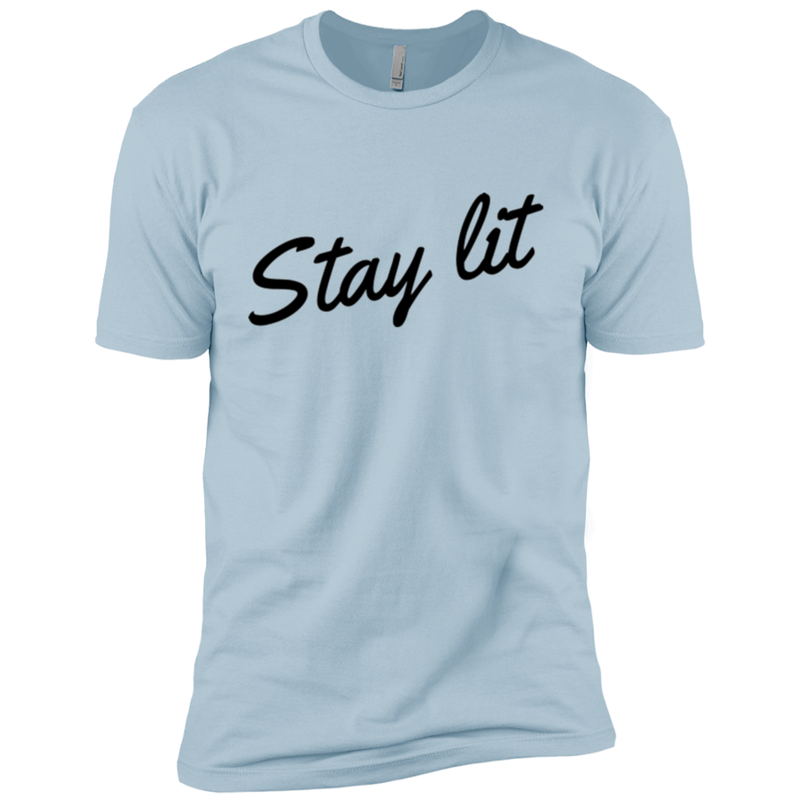 Stay Lit Men's Classic Tee