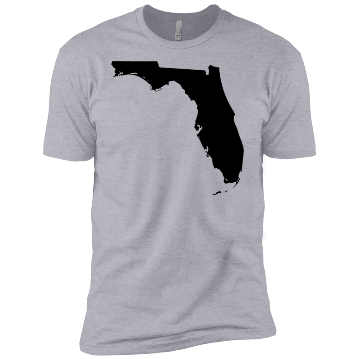 Florida Black Men's Classic Tee
