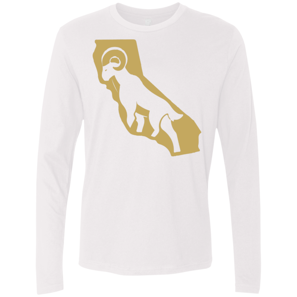 Los Angeles Rams Men's Long Sleeve Tee