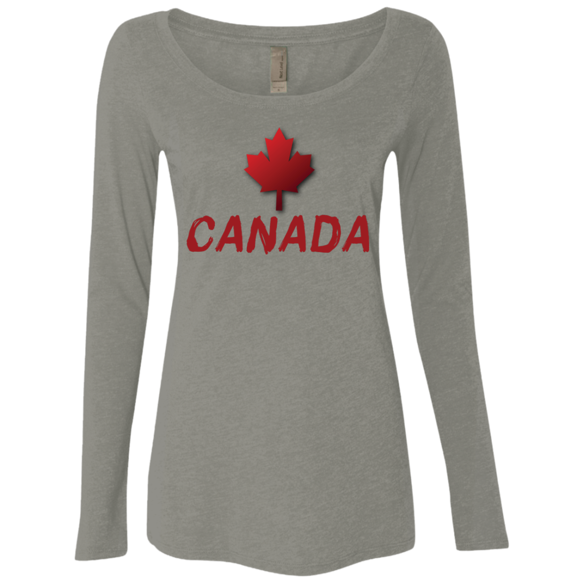 Canada Women's Long Sleeve Tee