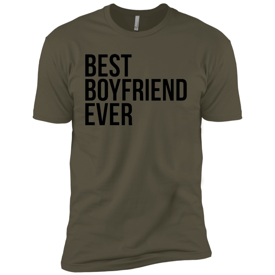 Best Boyfriend Ever Men's Classic Tee - Trendy Tees