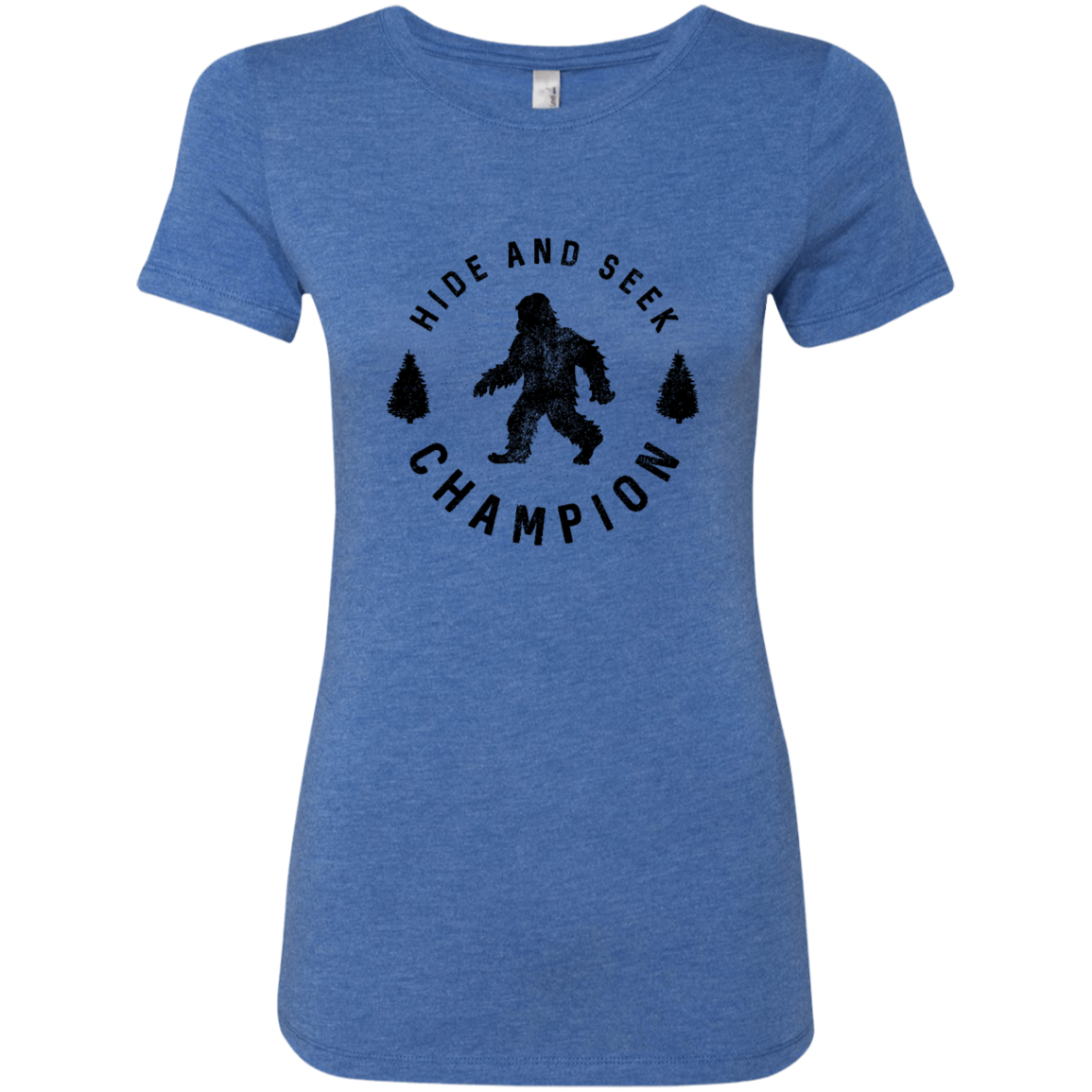 Hide and Seek Champion Big Foot Women's Classic Tee