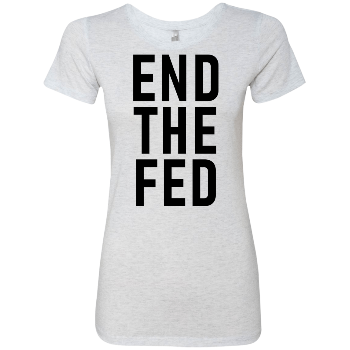 The End Fed Women's Classic Tee