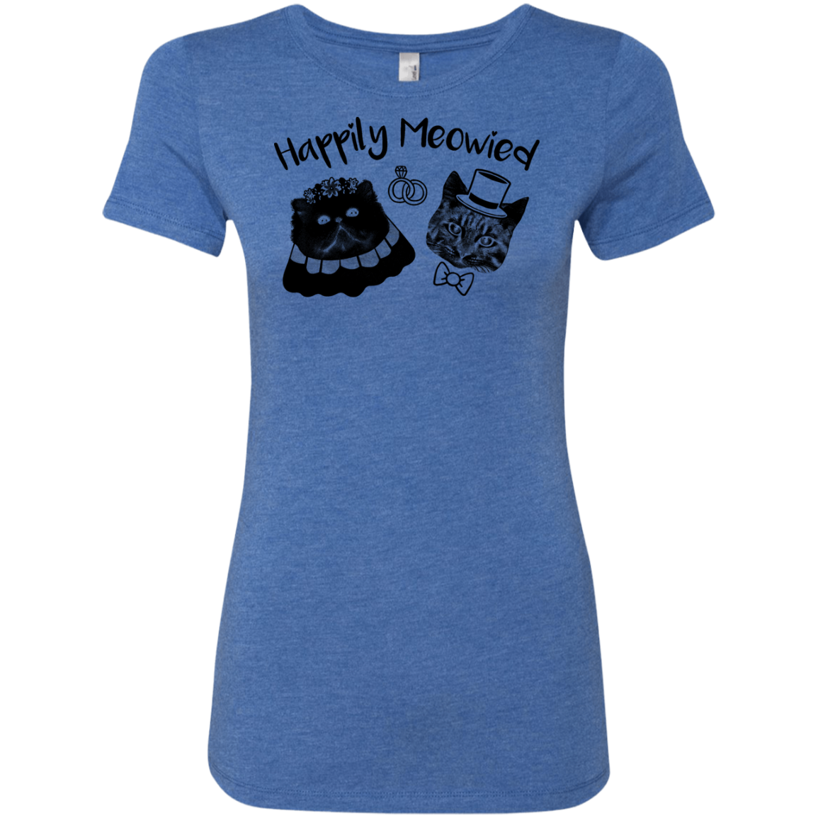 Happily Meowied Women's Classic Tee
