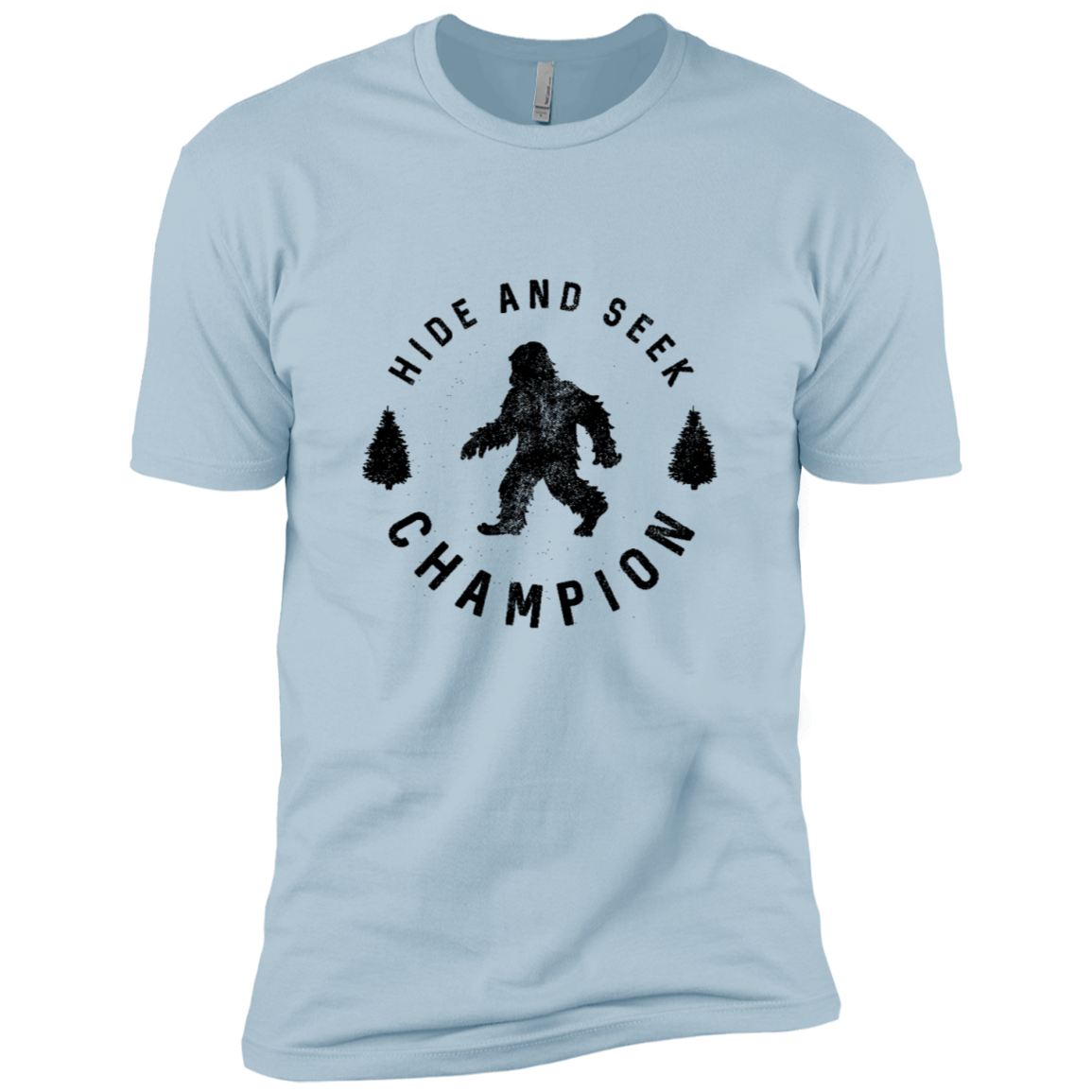 Hide and Seek Champion Big Foot Men's Classic Tee