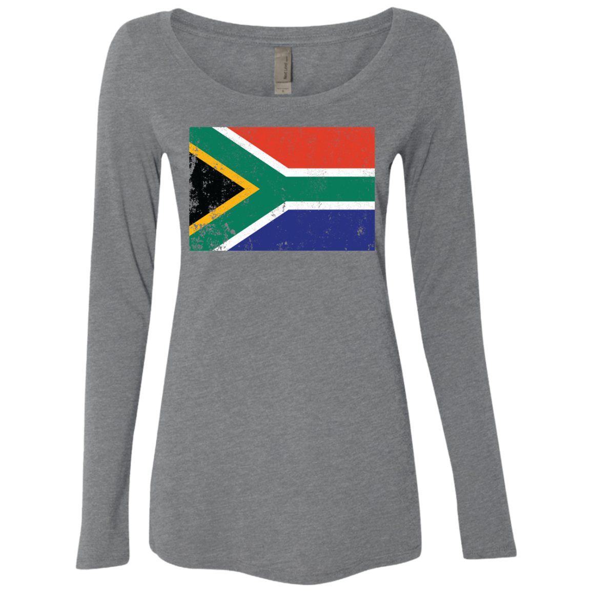South Africa Women's Long Sleeve Tee