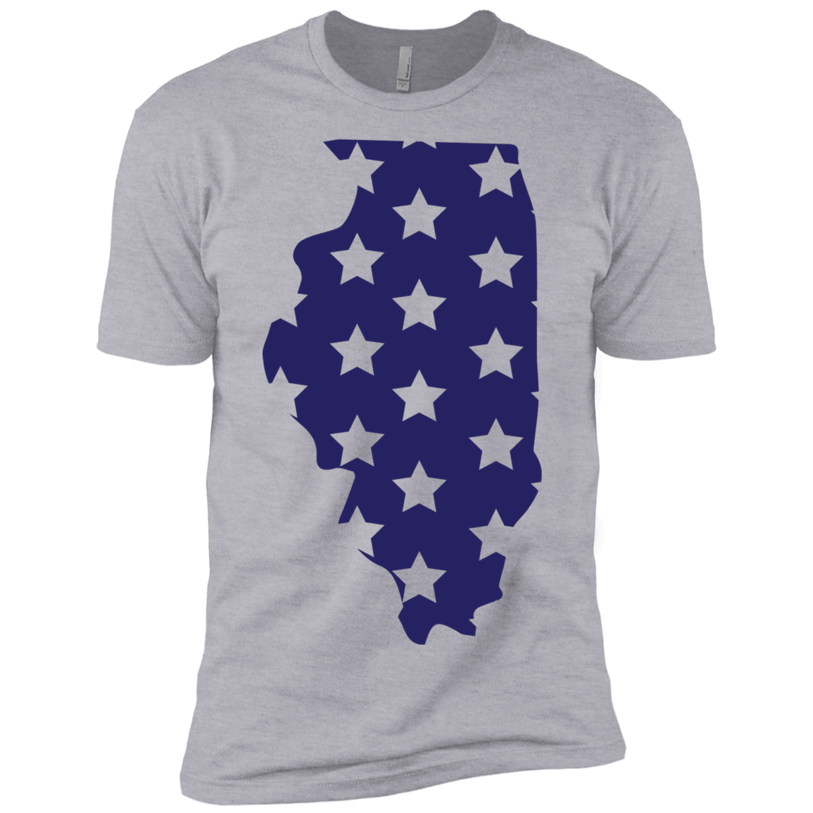 Illinois Stars Men's Classic Tee