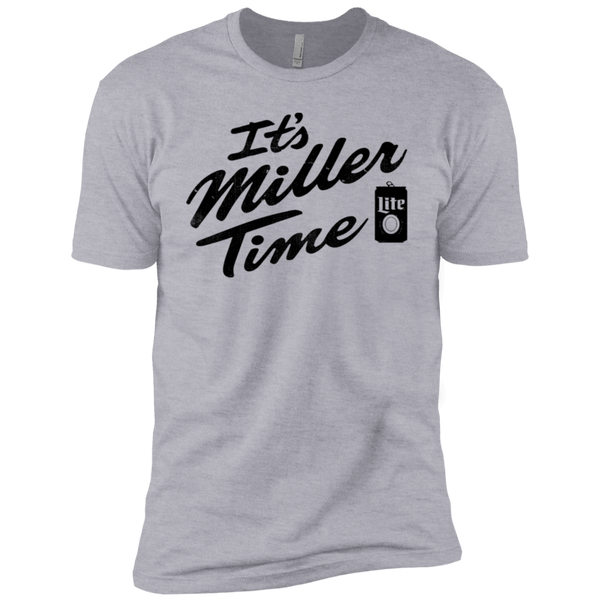 It's Miller Time Men's Classic Tee