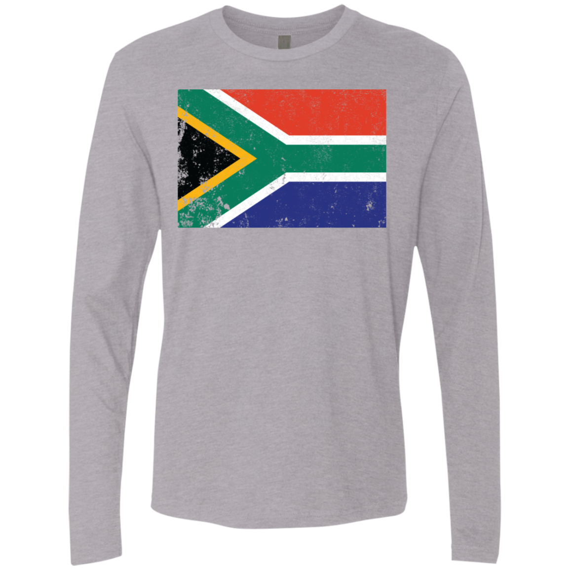 South Africa Men's Long Sleeve Tee