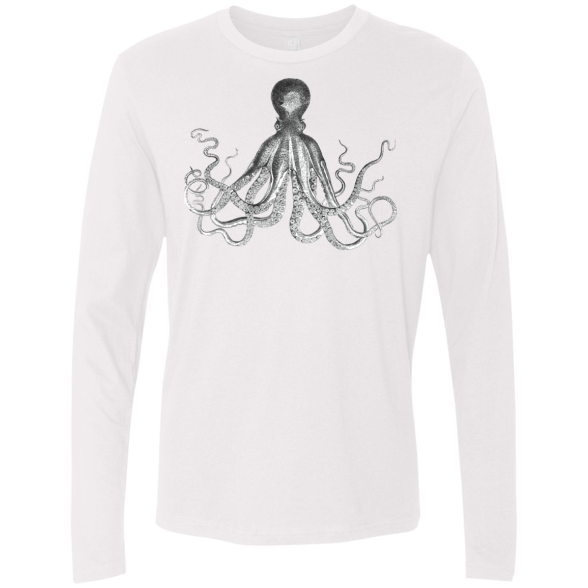 Octopus copy Men's Long Sleeve Tee