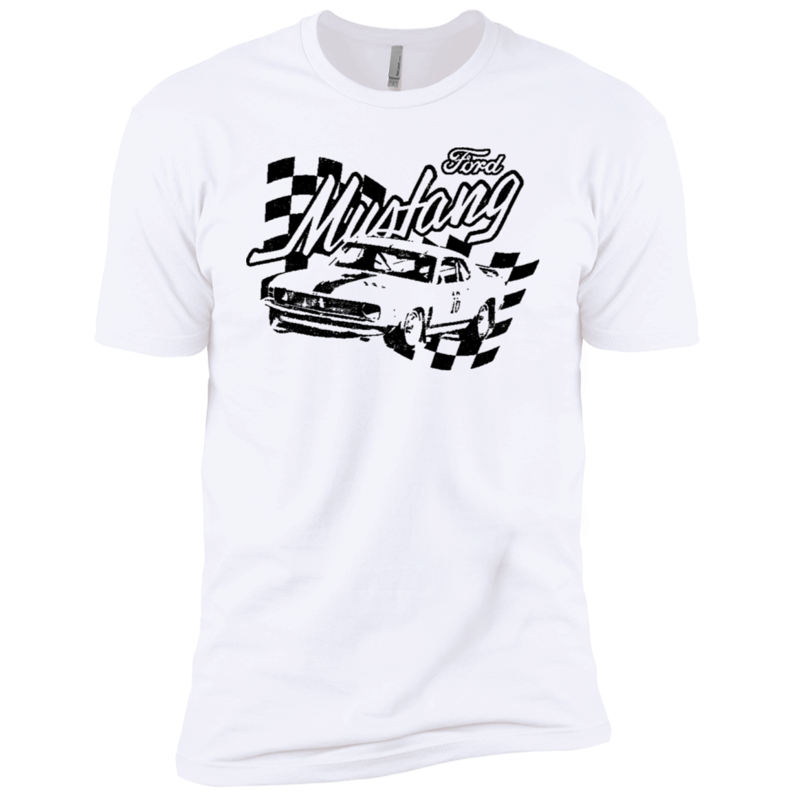 Ford Mustang Men's Classic Tee