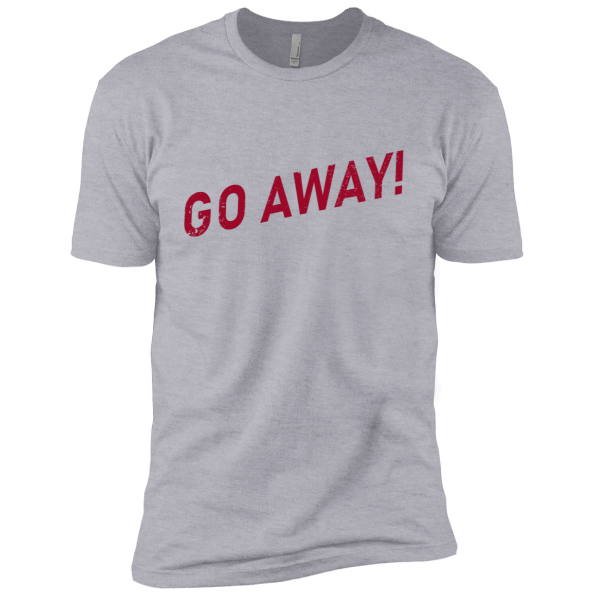 Go Away Men's Classic Tee