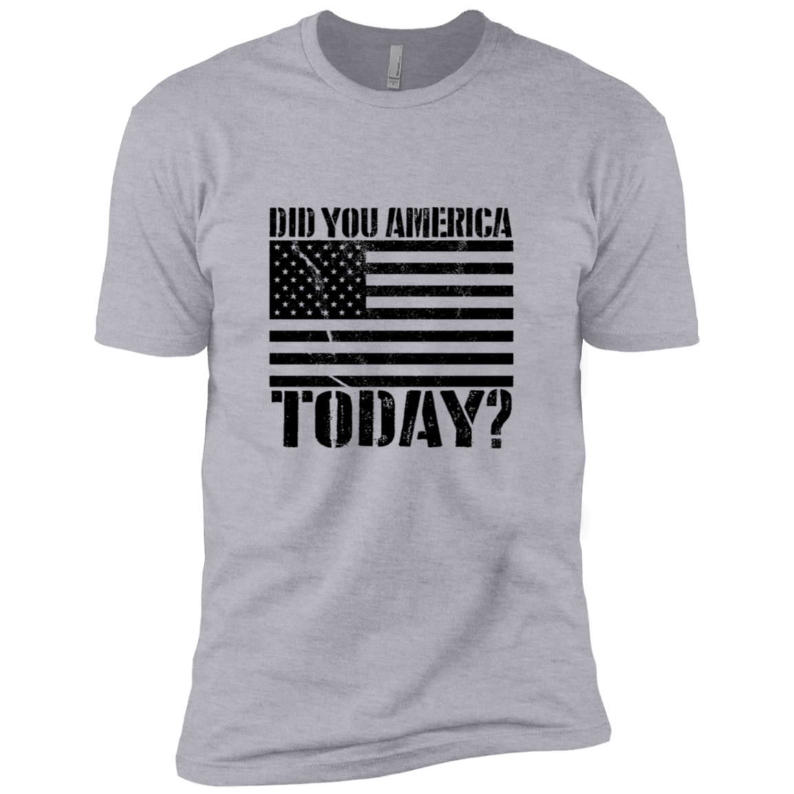 Did You America Today Men's Classic Tee